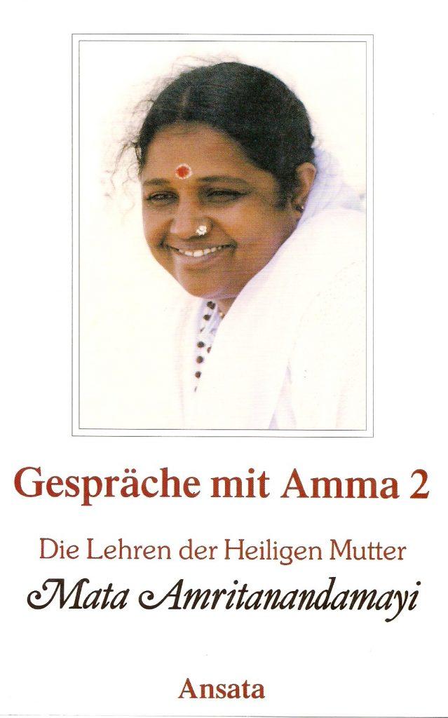 Mata Amritanandamayi Gespräche mit Amma 2