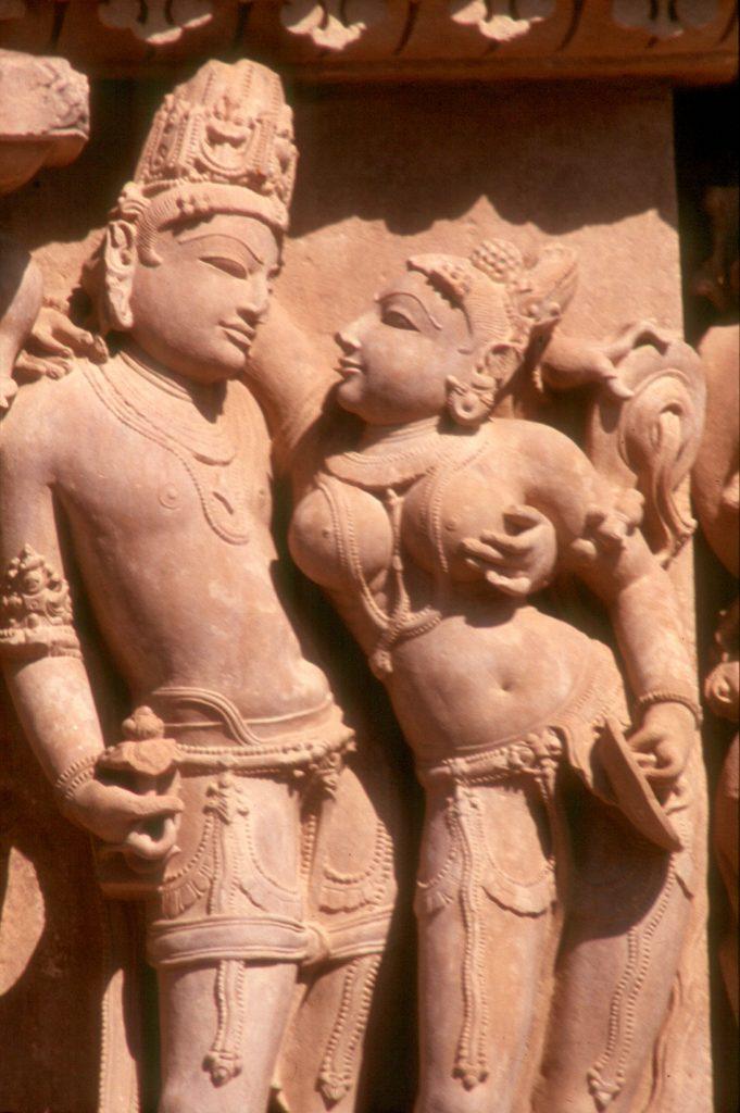 Khajuraho und Konarak