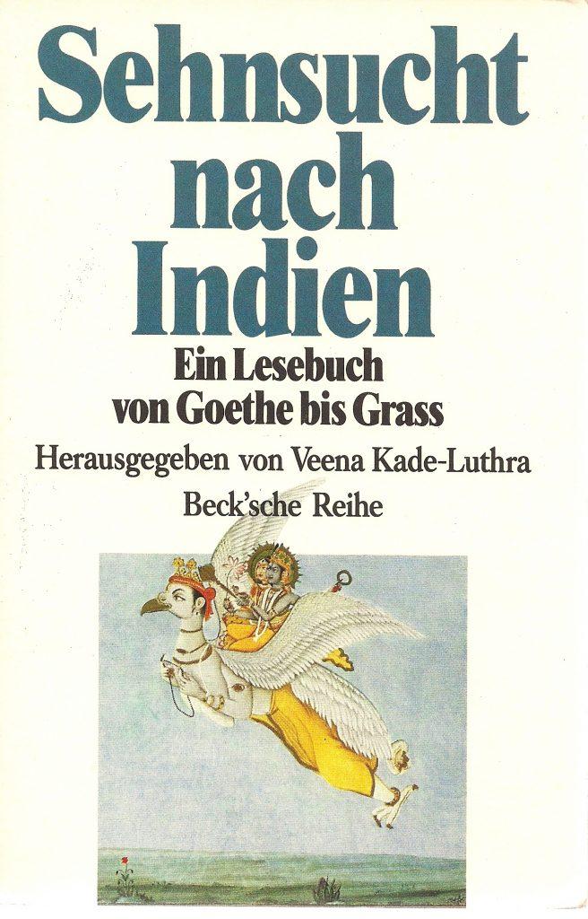Veena Kade-Luthra Sehnsucht nach Indien